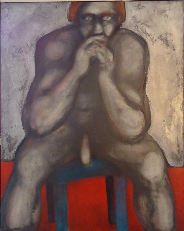 Homme nu ou l'interrogatoire