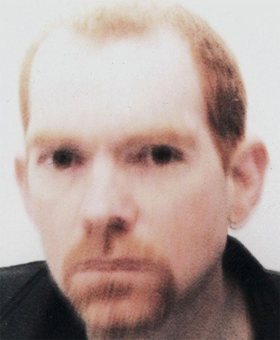 Luc, autoportrait 2000